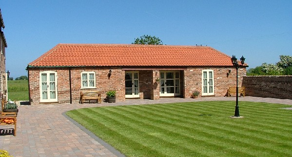 East Range - The Chaff House Self Catering Holiday Cottage